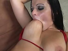 Man fucks hot busty chicks by turns